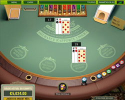 Blackjack sur mona casino